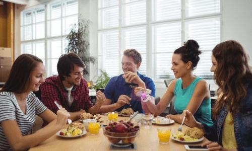 Få en god frokostordning i firmaet